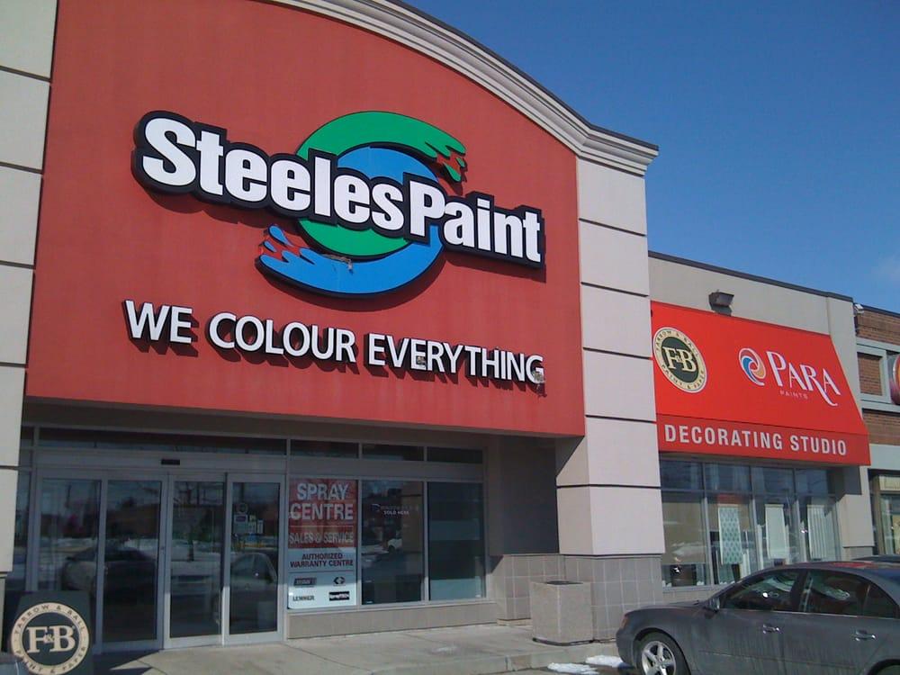 Steeles Paint & Decorating