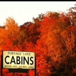 Photo Of Portage Lake Cabins Houghton   Houghton, MI, United States