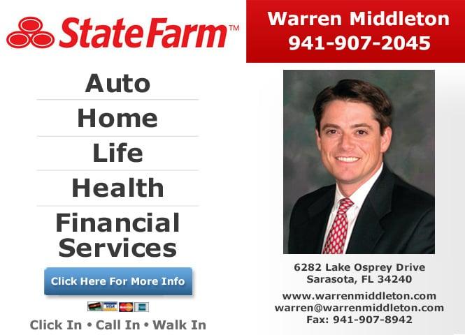 Warren Middleton - State Farm Insurance Agent - Insurance ...