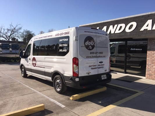Dots Daytona Orlando Transit Service Inc 1034 N Nova Rd Beach Fl Airport Transportation Mapquest