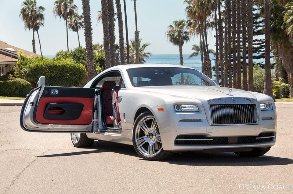 RARE Encino California Terry York Rolls Royce Vintage ... |Rolls Royce Dealerships California
