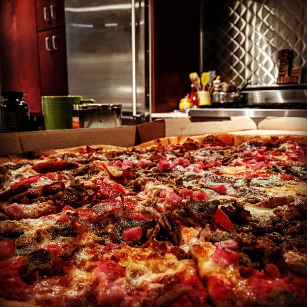 Eddie & Sam's NY Pizza: 203 E Twiggs St, Tampa, FL