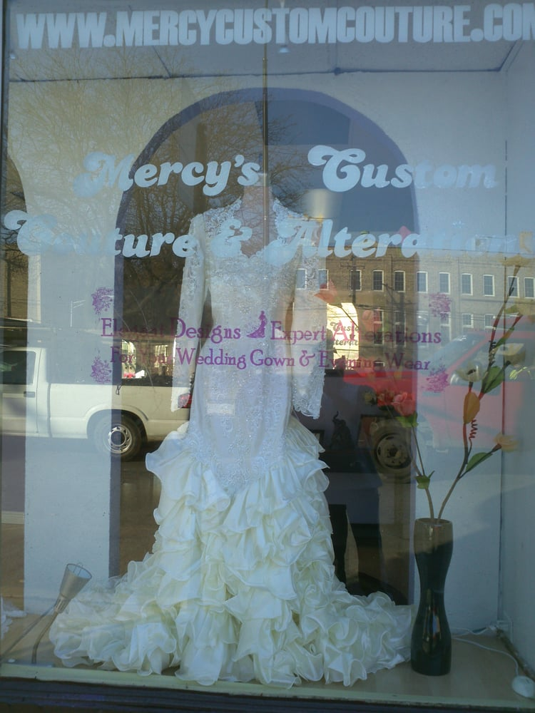 Mercys Custom Couture Alterations 11 Reviews Sewing