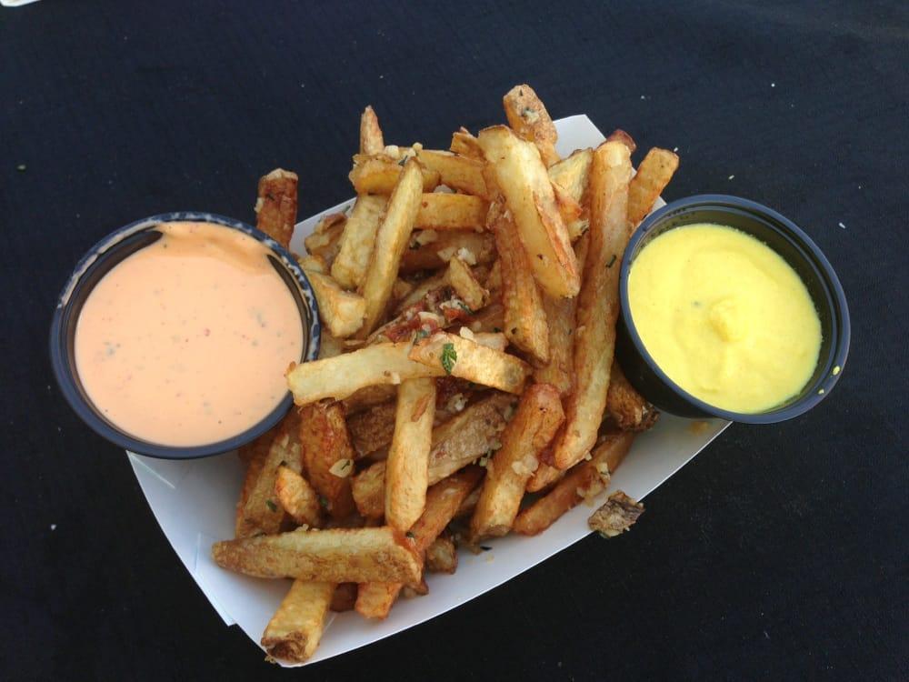 Spuds Gourmet Fries