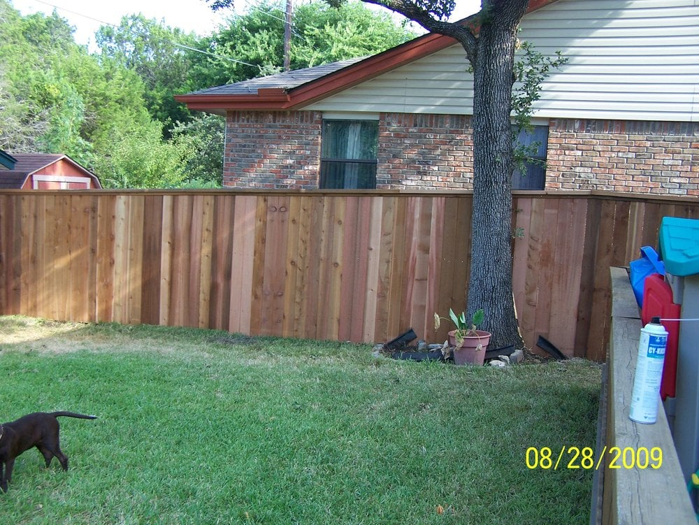 Photo Of Viking Fence Austin Tx United States The Made Around