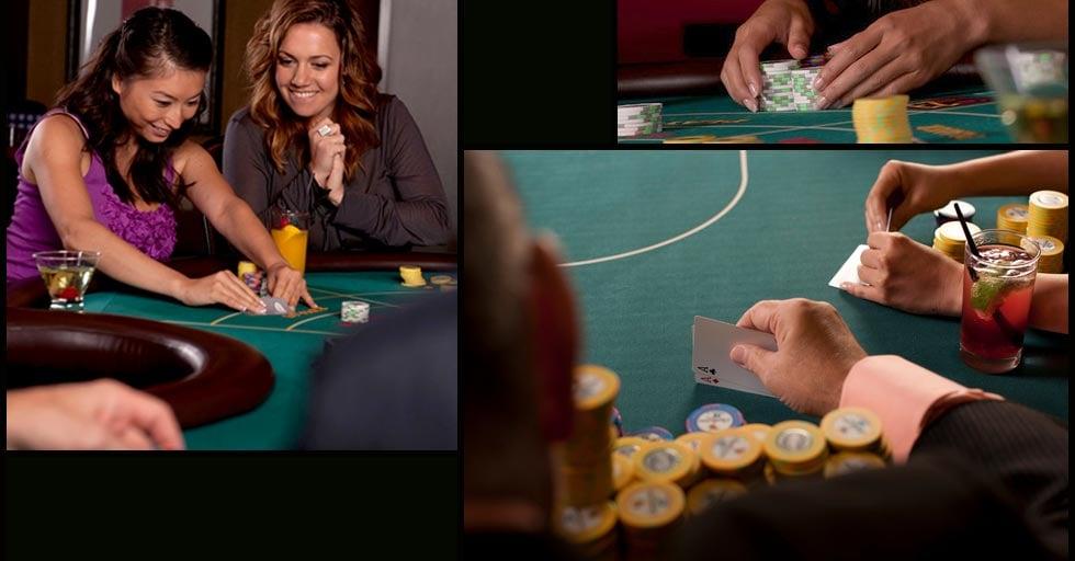 Commerce poker room review