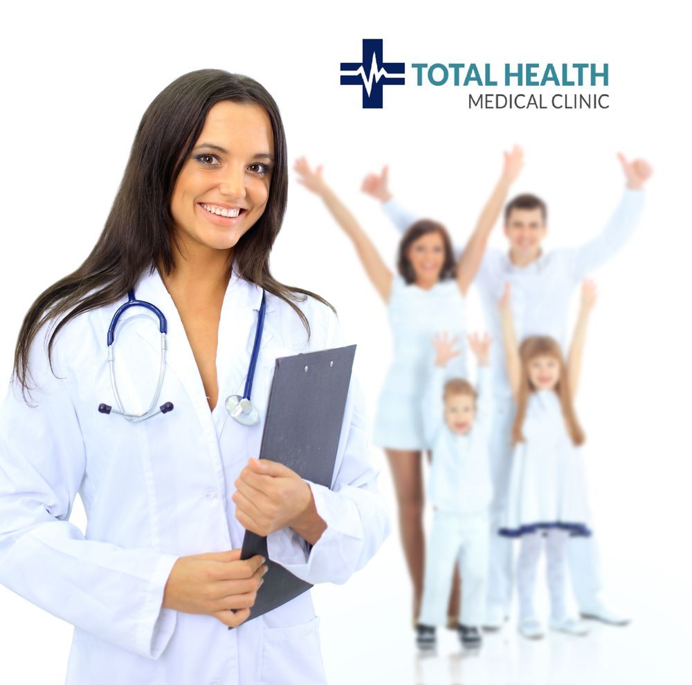 Total Health Medical Clinic: 1204 W Poplar Ave, Collierville, TN