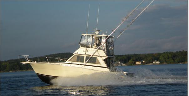 Prime Time Sport Fishing Charter: Nautical Dr, Sturgeon Bay, WI