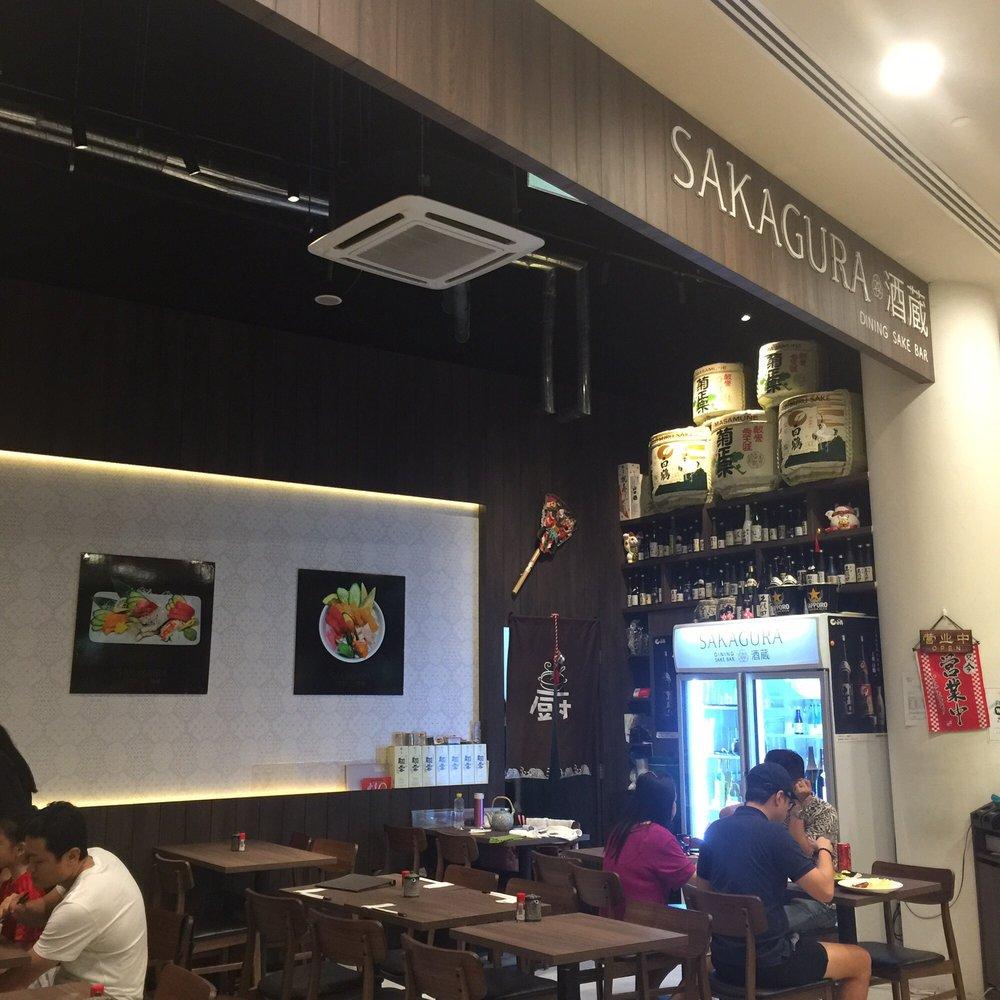 Sakagura Dining Sake Bar