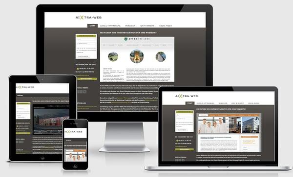 Aixtra Aachen aixtra web web design kornelimünsterweg 15 a aachen nordrhein