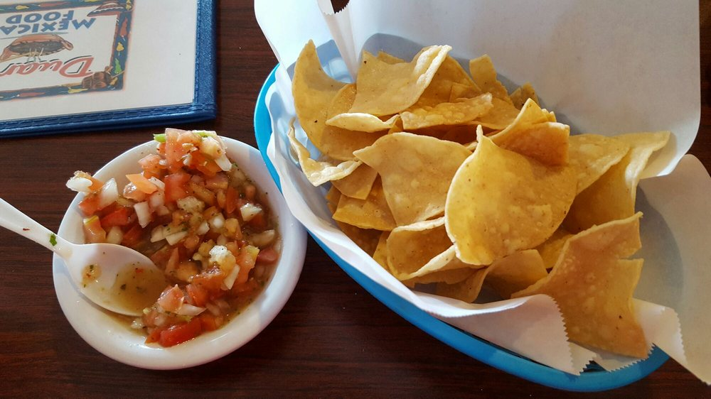 Mexican Food Near Yuba City