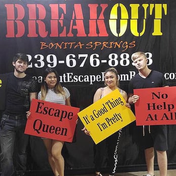 Breakout Escape Room Bonita Springs 24 Reviews Escape
