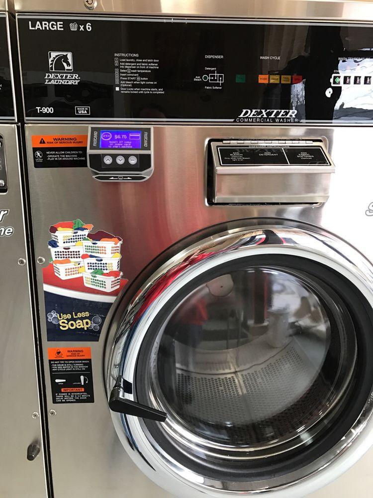 CJ's Laundromat: 140 Poquonnock Rd, Groton, CT