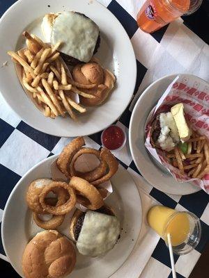 Johnny Angels Heavenly Burgers Deals