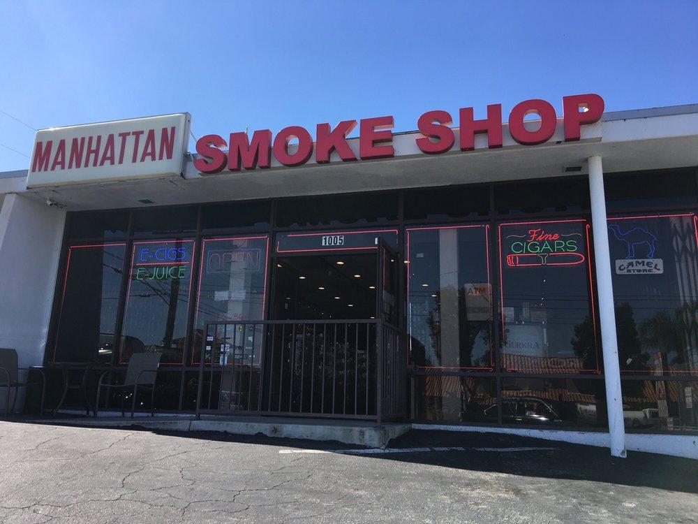 Manhattan Beach Smoke Shop: 1005 N Aviation Blvd, Manhattan Beach, CA