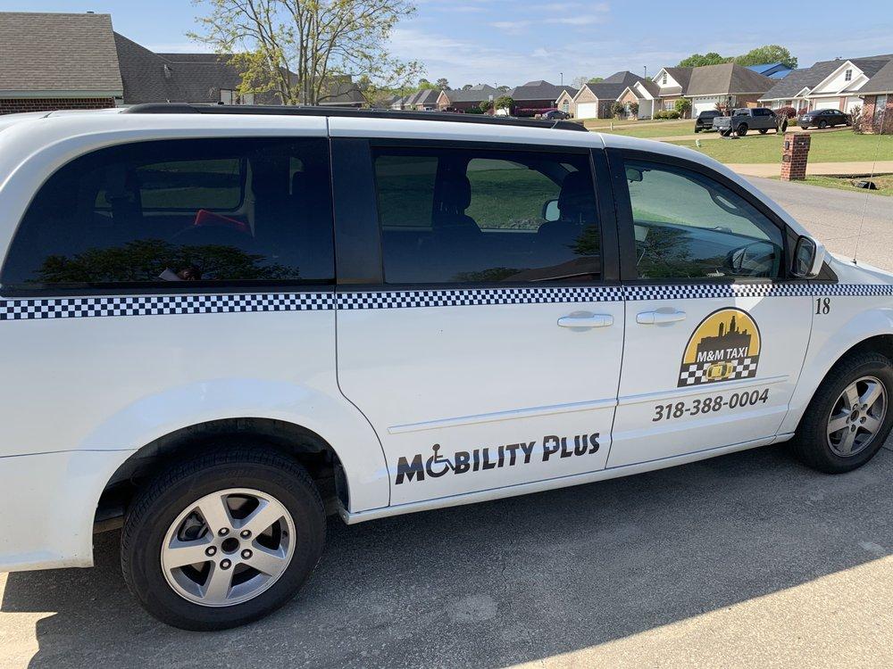 M&M Taxi: 408 Nth 6th St, West Monroe, LA