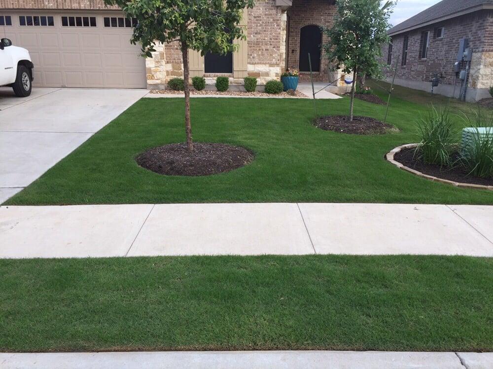 Denton Lawn Care 14 Reviews Landscaping 2348 Lyla Ln