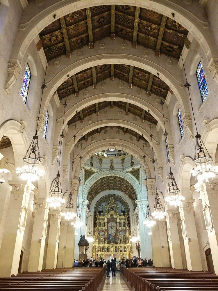 St Vincent De Paul Catholic Church: 621 W Adams Blvd, Los Angeles, CA