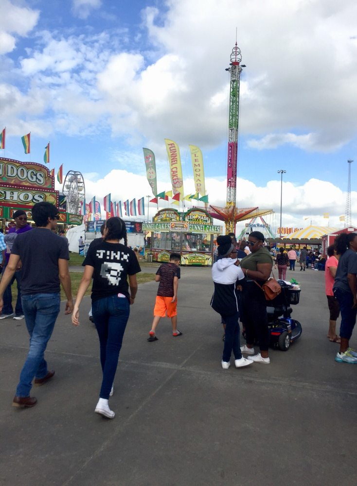 South Texas State Fair: 5115 IH-10 South, Beaumont, TX