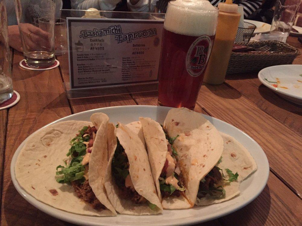【UYE】Taco Tuesday @ Bashamichi Taproom!