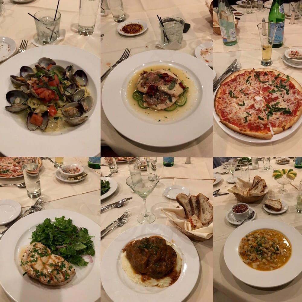 Toscana Restaurant Eastchester Menu