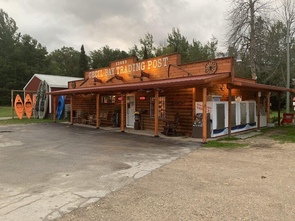 Cecil Bay Trading Post: 13469 Cecil Bay Rd, Carp Lake, MI
