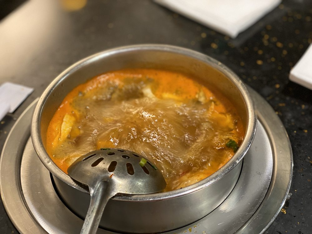 Food from New Generation Hot Pot