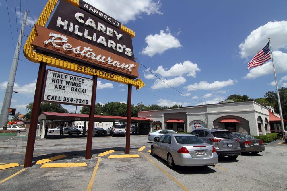 Carey hilliard s restaurant 16 photos 38 reviews for Fish market savannah ga