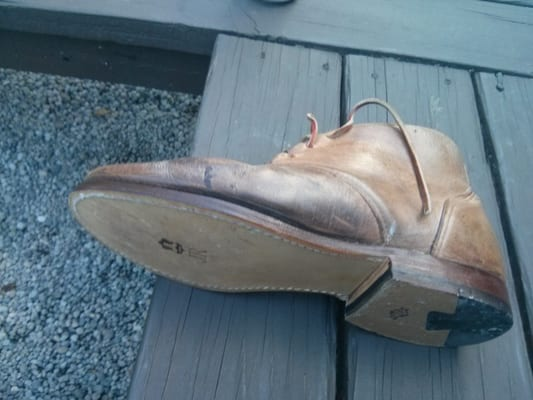 Derek S Shoe Repair Accessories