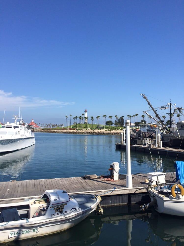 The City Of Long Beach Sportfishing