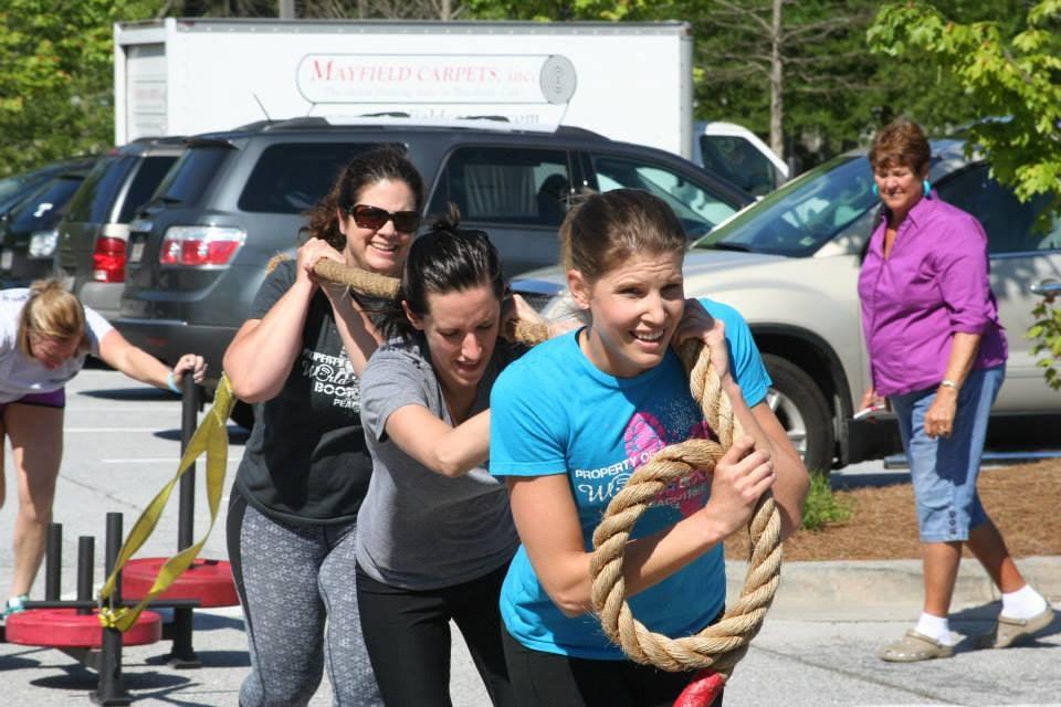 CrossFit PTC: 303 Kelly Dr, Peachtree City, GA
