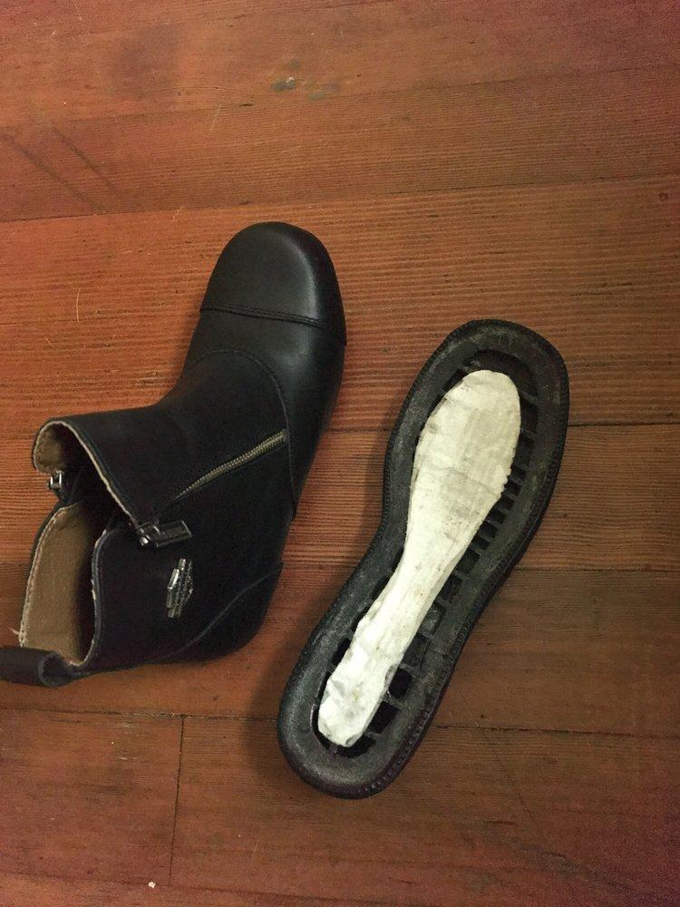 Waterman's Shoe Repair: 1301 S State St, San Jacinto, CA