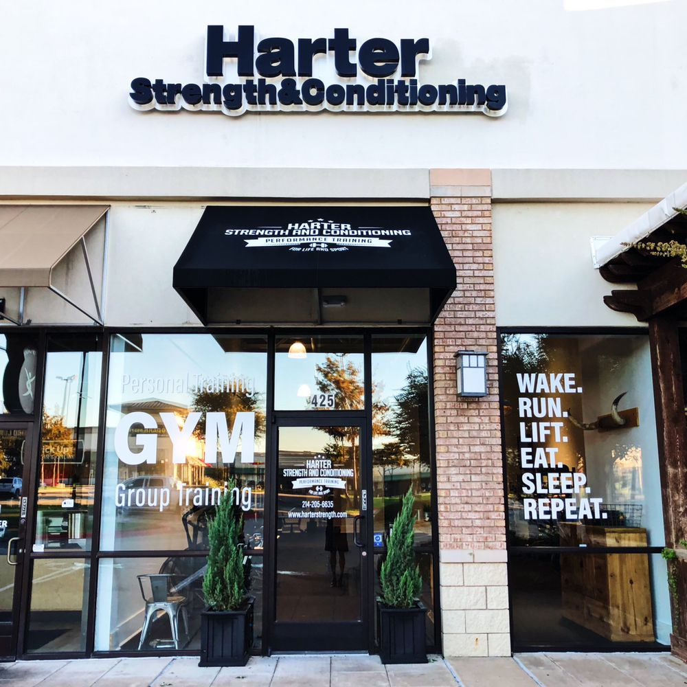 Harter Strength & Conditioning: 8412 Preston Rd, Plano, TX