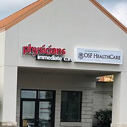 Immediate Care Rockford Il >> Physicians Immediate Care Belvidere Urgent Care 1663 Belvidere