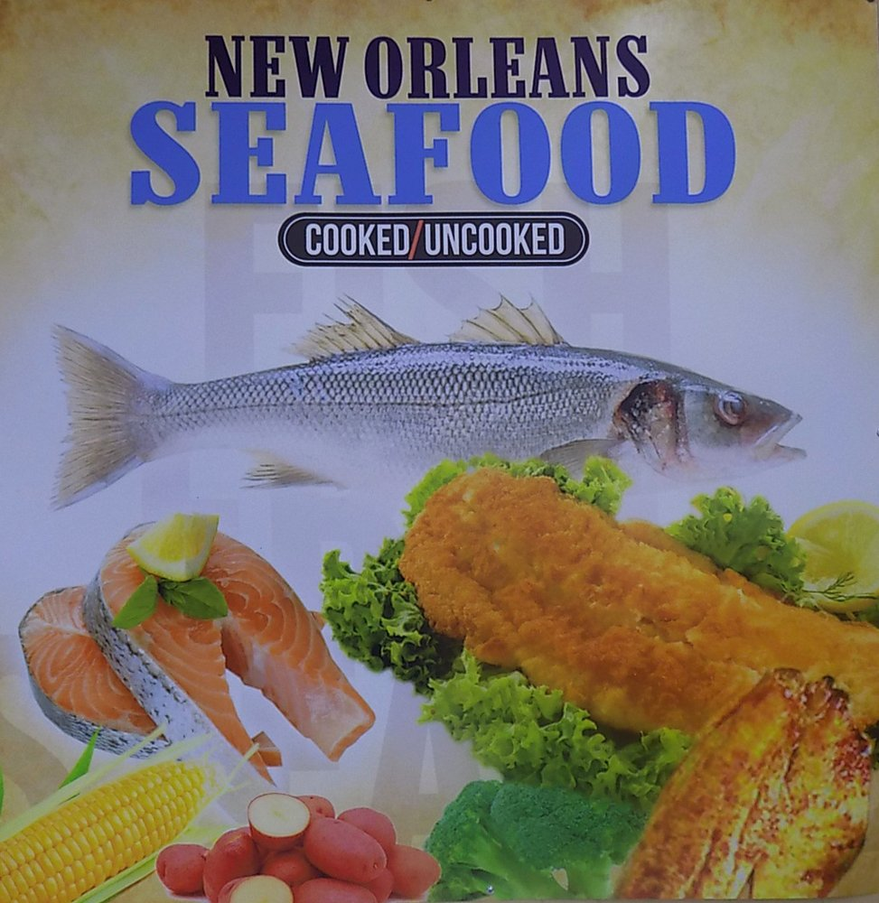 New Orleans Seafood Market