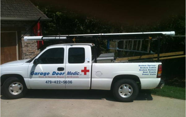 The Garage Door Medic 100 North Dixieland Rd Rogers, AR Garage Doors  Repairing   MapQuest