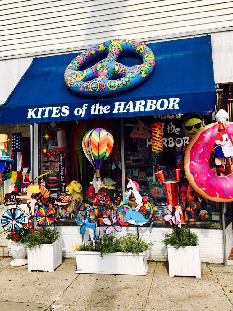 Kites of the Harbor