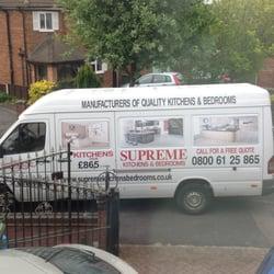 Supreme Kitchens and Bedrooms - Kitchen & Bath - Unit 63 sydenham ...