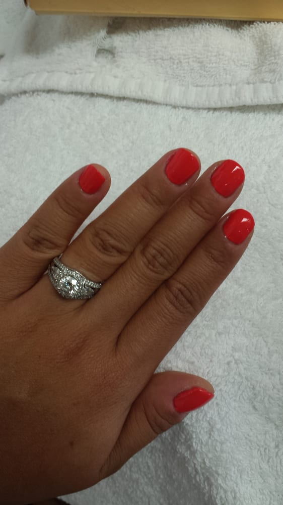 Modern Nails And Spa: Fresh Coat. Beautiful!!