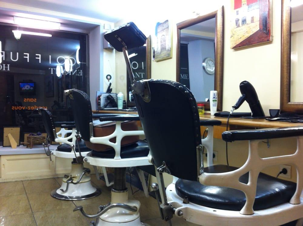 L opold coiffure hair salons 34 rue l opold bellan for Hair salon paris france