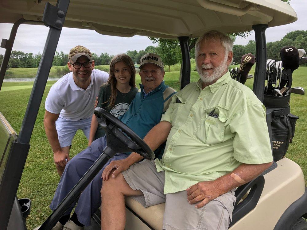 Evergreen Golf Course: 10125 Osborn St, Grand Haven, MI
