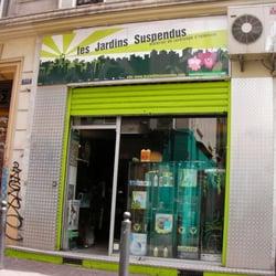 Les Jardins Suspendus Jardinerie Pepiniere 19 Rue Trois Rois