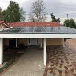 Photo Of Alum Works   Encino, CA, United States. Solar Patio Cover
