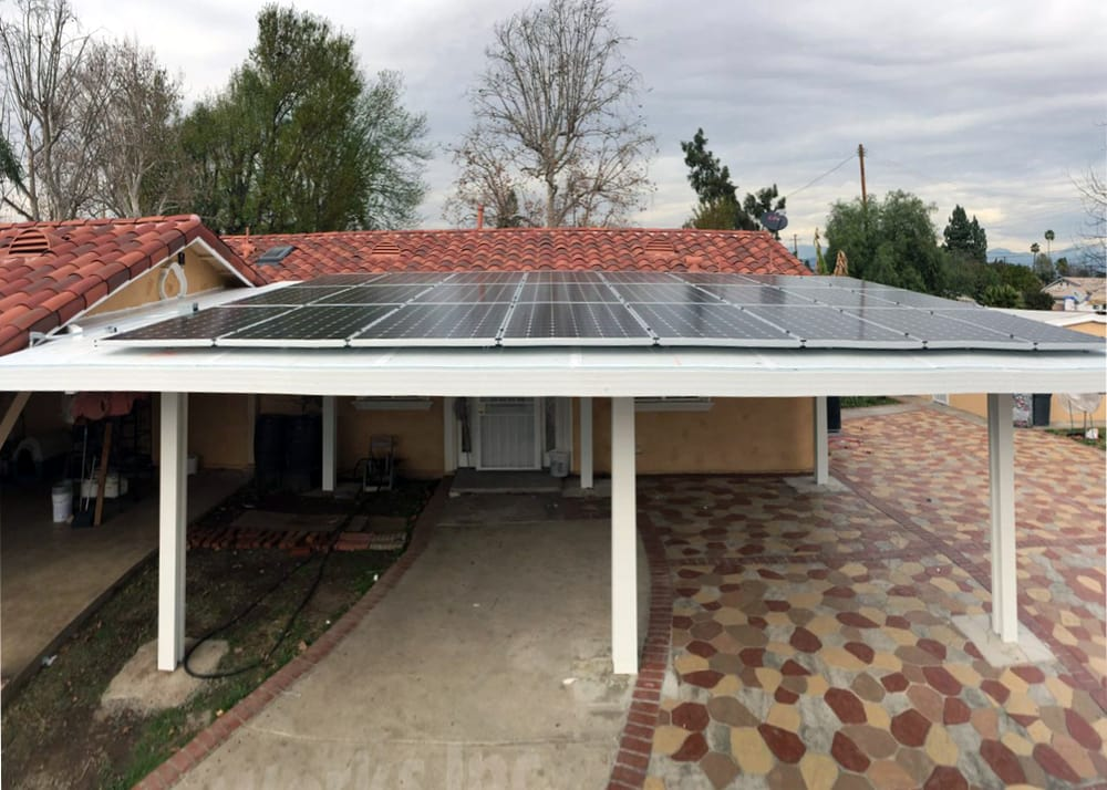 Superb Photo Of Alum Works   Encino, CA, United States. Solar Patio Cover
