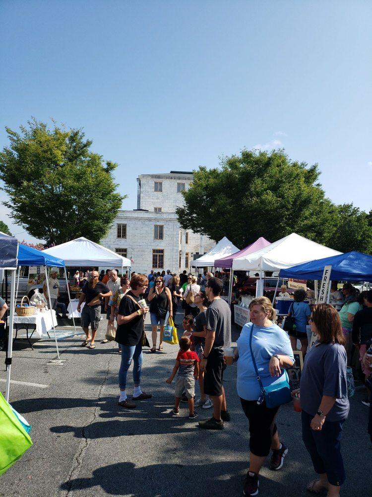Canton Farmers Market: 251 East Marietta St, Canton, GA