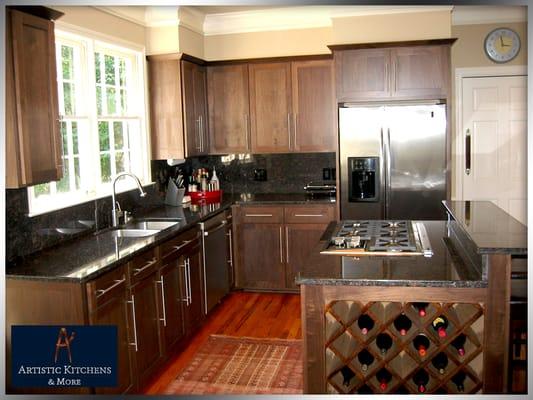 Artistic Kitchens & More 4105 Jefferson Township Pkwy Marietta, GA ...