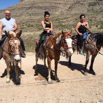 Photo Of Cowboy Trail Rides Las Vegas Nv United States Red Springs