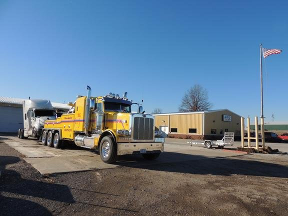 Don's Truck Towing & Truck Wash: 4735 S Limit Ave, Sedalia, MO