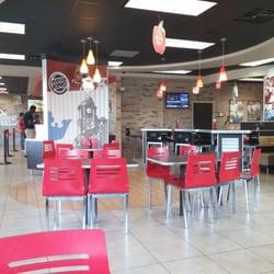 Photo Of Burger King Restaurants Brampton On Canada A Nice Renovated