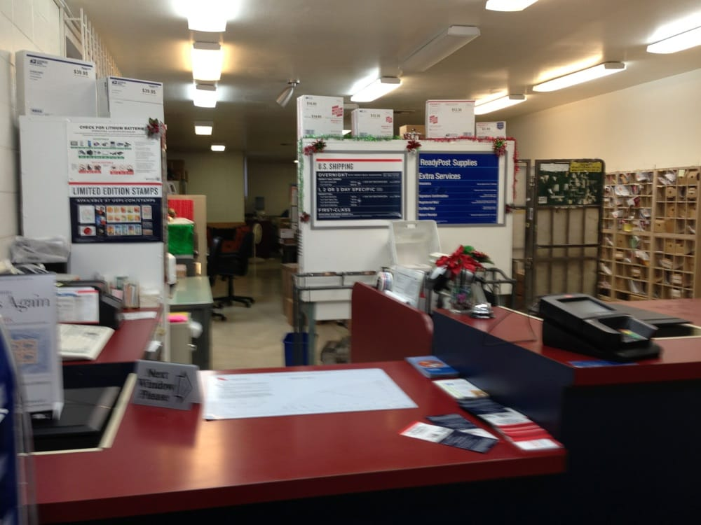 US Post Office: 1998 State Highway 308 NE, Keyport, WA